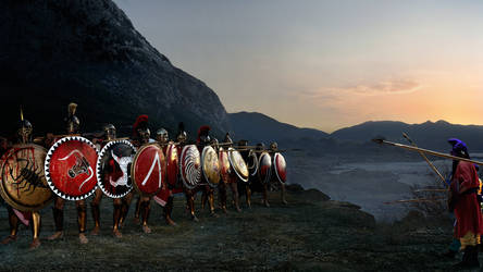 Termopylae by batkya