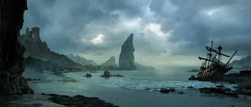 Bay of Oblivion by batkya