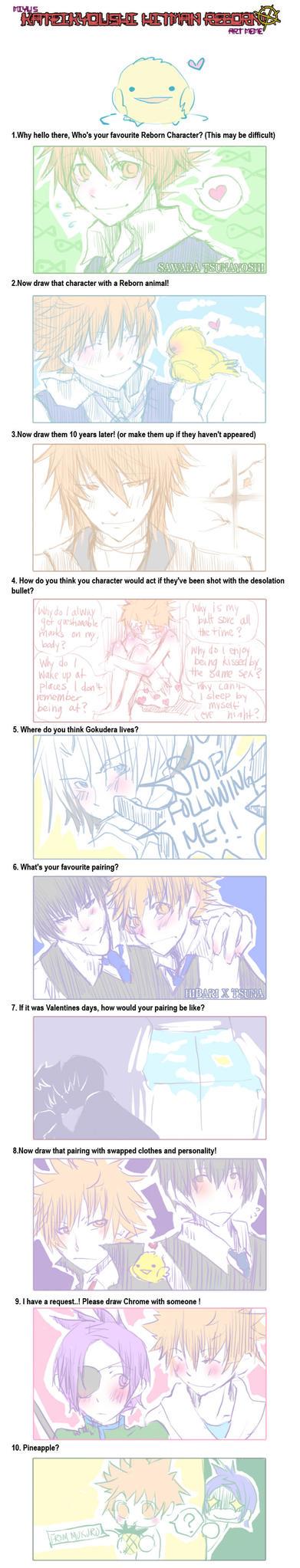 Miyukiko's Reborn Meme by akiaki-chan
