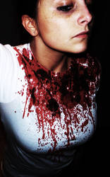 Blood by atariendottk
