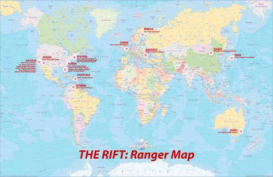 The Rift Ranger Map Update 7