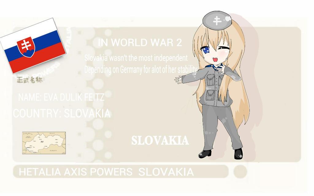Slovakia (Eva Dulik Feitz) by Riddler262 on DeviantArt