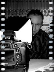 Nikon D7000 looking at me