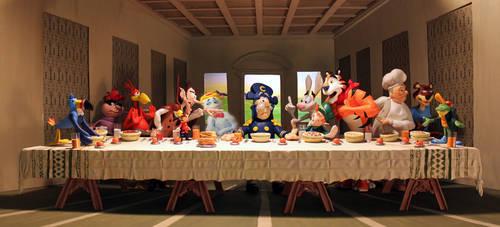 The Last Breakfast by sculptwerks