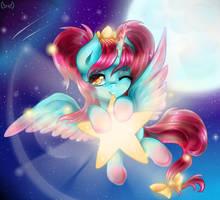 Twinkle, little Star
