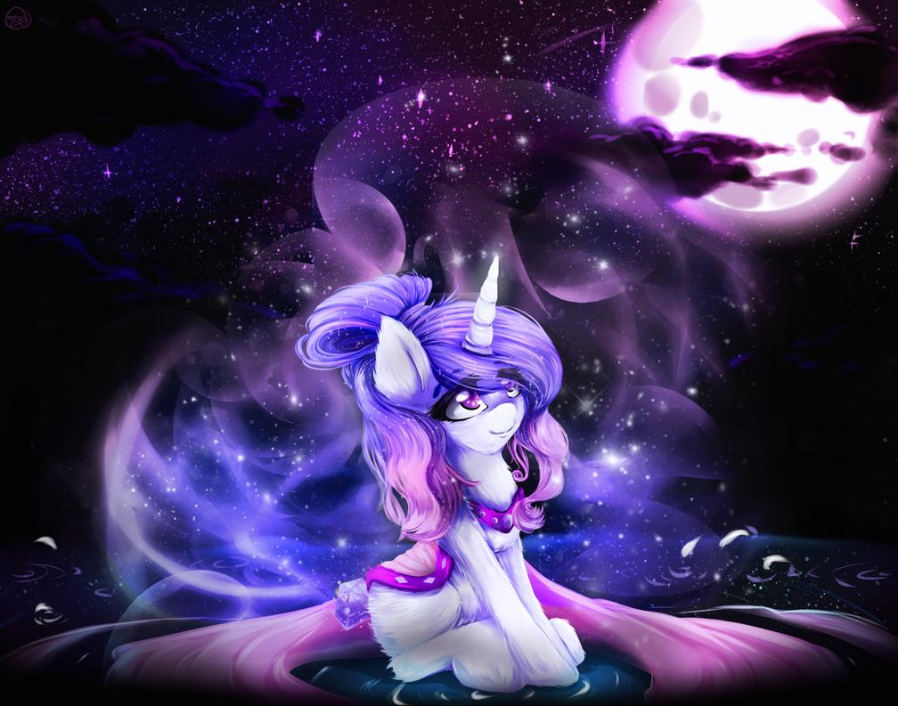 Crystal's Night by TheTarkaana