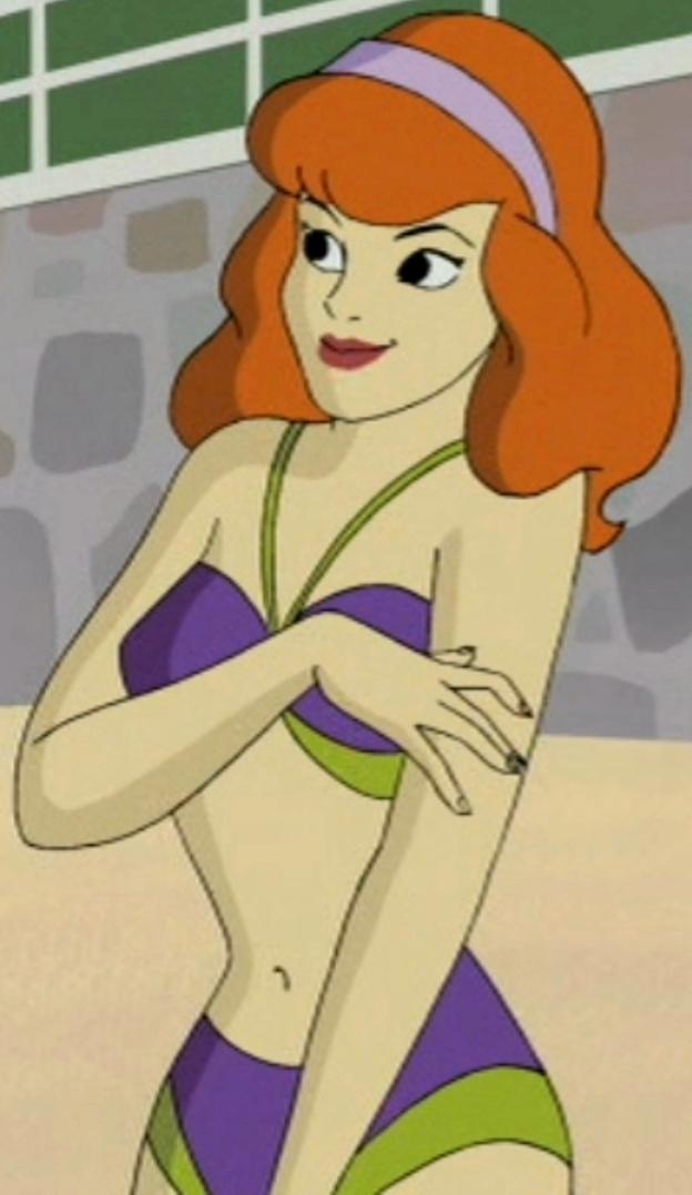 Scooby Doo Daphne Nude Pics