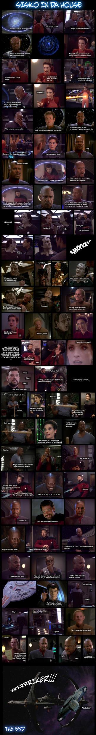 Star Trek: Deep Space Nine by Walker82