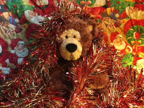 Mr. Cuddles Marvelous Outtakes I