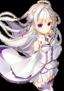 Emilia ( Re:Zero )