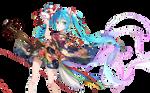 Hatsune Miku ( Vocaloid )