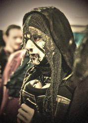 Portrait of Nosferatu [costume] VtM-LARP by L0u1sa