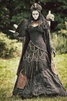 Episcorpa WIP [costume] Mythodea 2014 by L0u1sa
