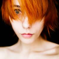 redhead by emptyredhead