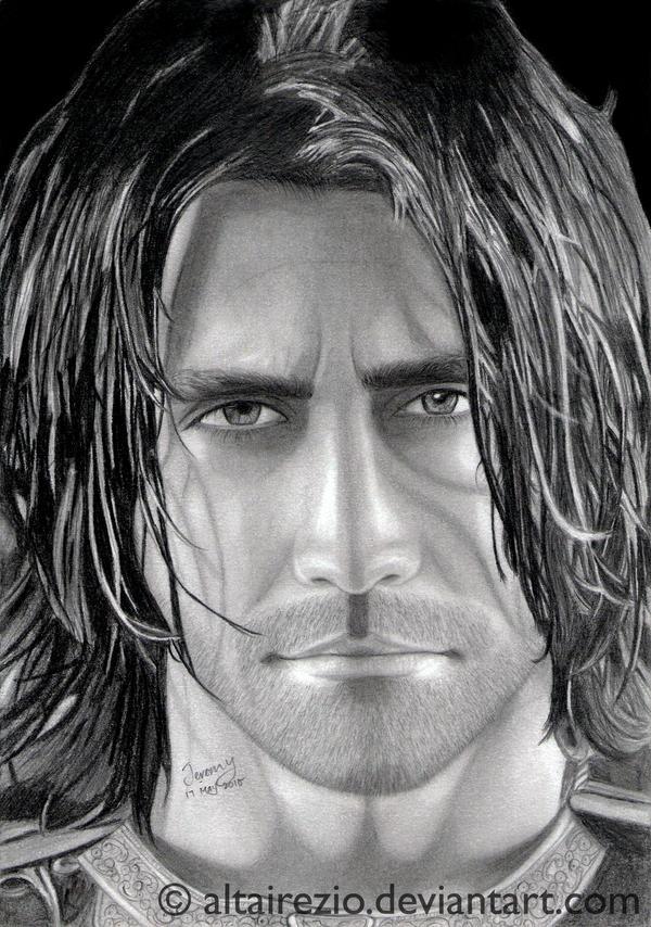 Prince of Persia - Dastan by altairezio