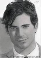 Matt Bomer - Neal Caffrey by altairezio