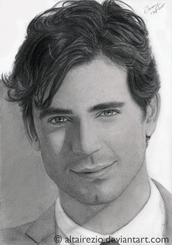 Matt bomer neal caffrey by altairezio on deviantart - Neal caffrey hair ...