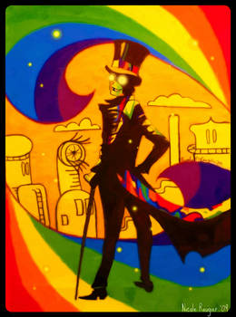 Welcome To Superjail.