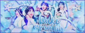 [ Share PSD Artwork ] 18/7/2016 Wake up and live