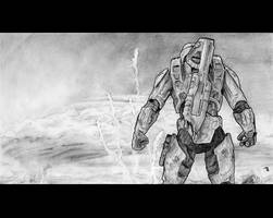 The Glory of Master Chief by CreativeImages