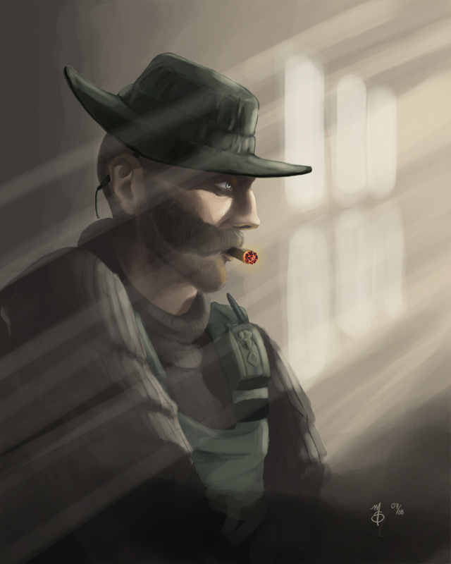 Cod4 Captain Price By Creativeimages On Deviantart