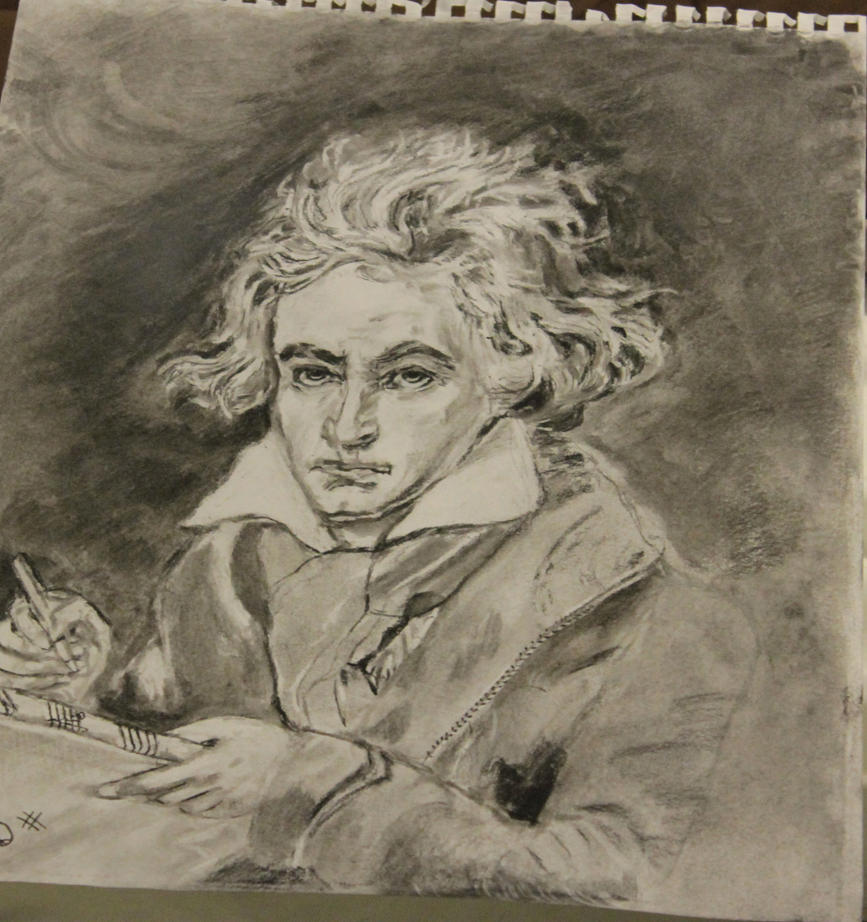 Beethoven by CharlieJacksonPaine3