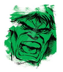 Hulk green