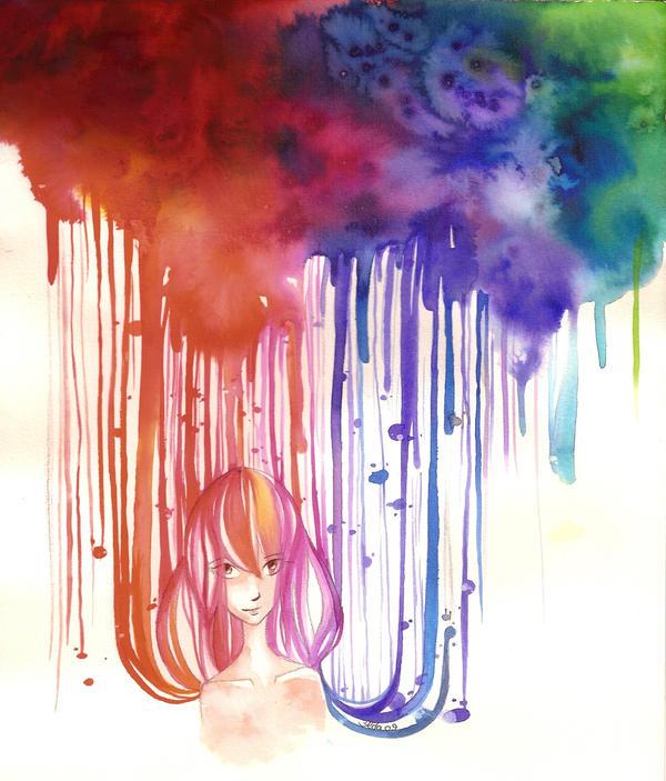 Rainbow Rain by 3lda