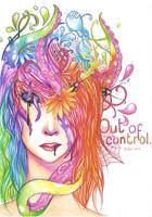Out of Control -Coloured by 3lda