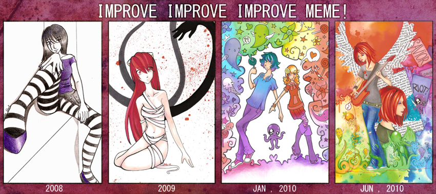 2008 - 2010 Improvement Meme by 3lda