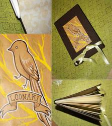 Loonaki's book