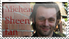 Micheal Sheen stamp by khrazah