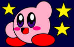MS Paint Kirby
