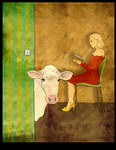 fairy tale for the cow. by Moryah