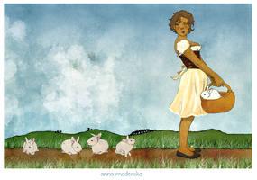 Bunny. by Moryah