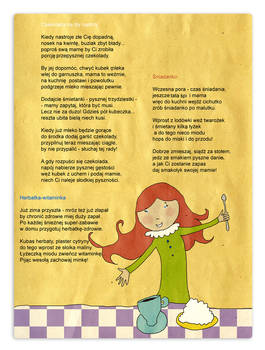 culinary poems with illustrati
