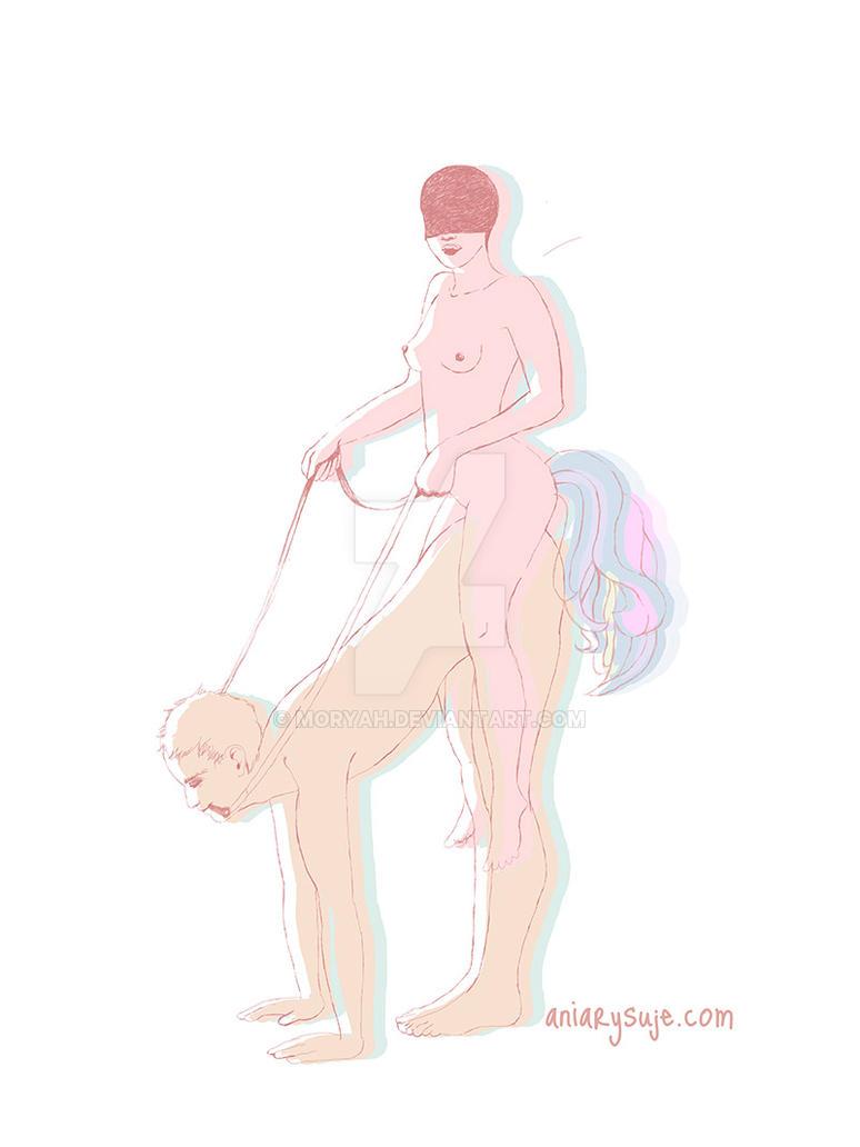 Kinky Pony by Moryah