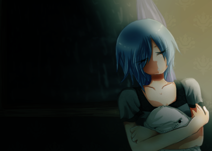 Rainy Night by xInaudiblescream