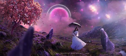 Dreaming by AmiraAshraf