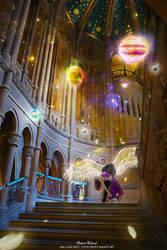 My Angel by AmiraAshraf