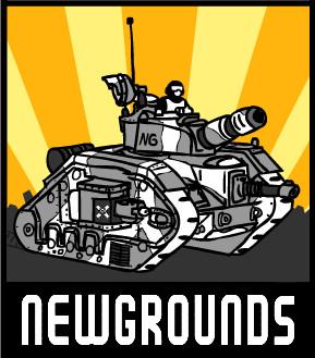 Newgrounds logo by ZiizV