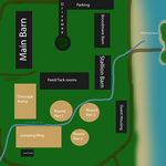 RoseWood Stables Main Map