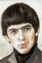 George Harrison by Slogirl64