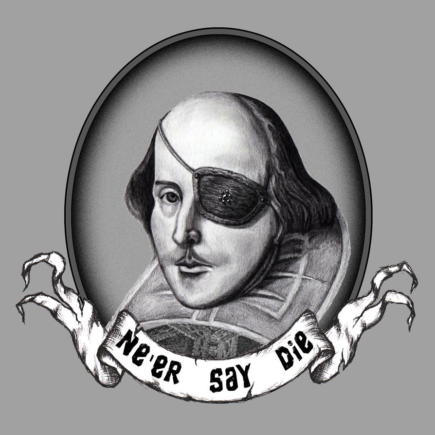 One Eyed Willy Eye Patch