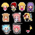 Mini Icon Batch 2 by SweetLilyTea