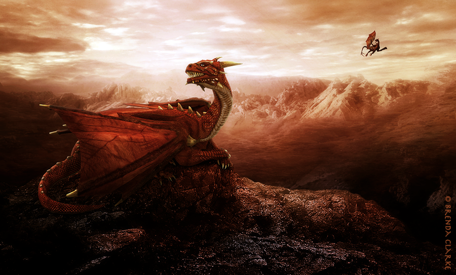 Dragon Age by Inadesign