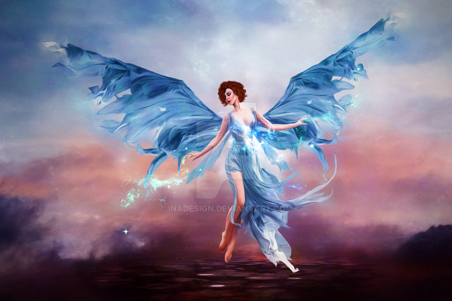 The Butterfly by Inadesign