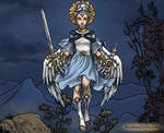 Angel Sailor Pallas