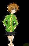 P4 : Satonaka Chie (colour)