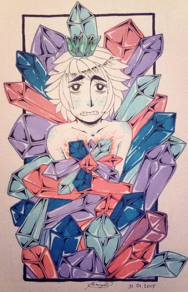 Farewell, Crystal Prince by joannawentbananas